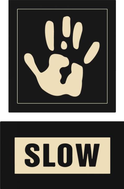 手掌SLOW