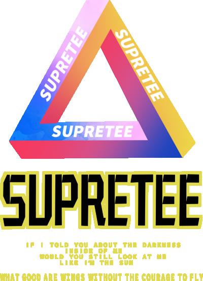 三角 supretee